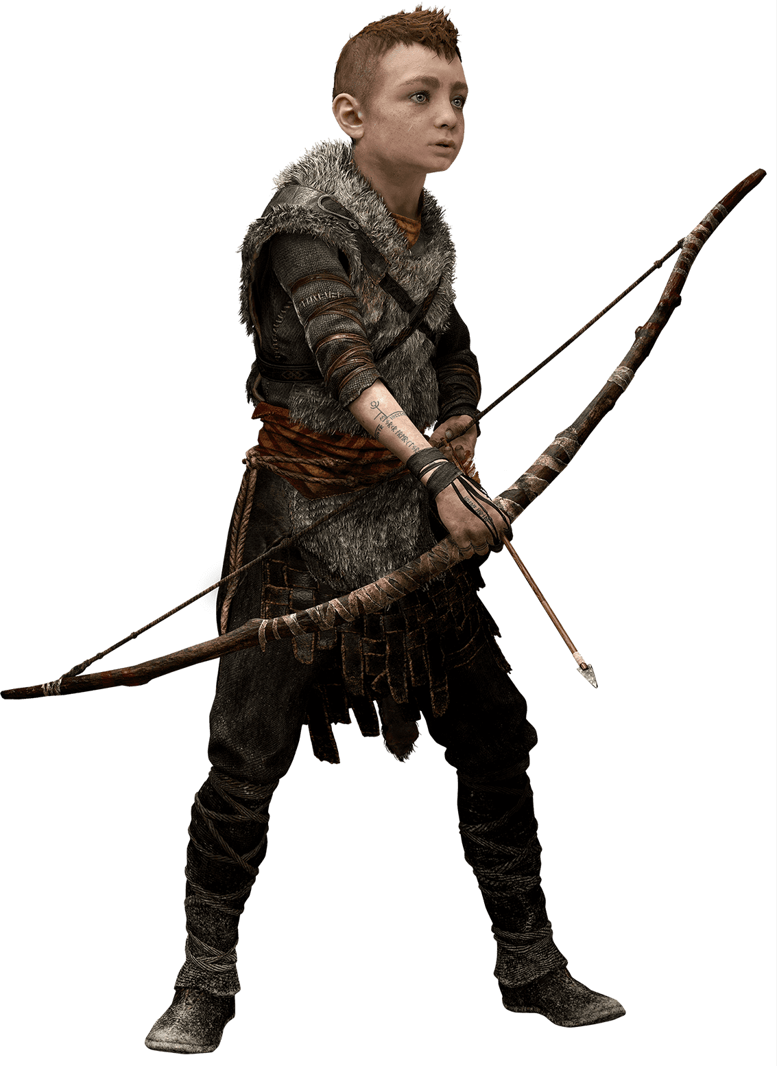 God Of War : Atreus