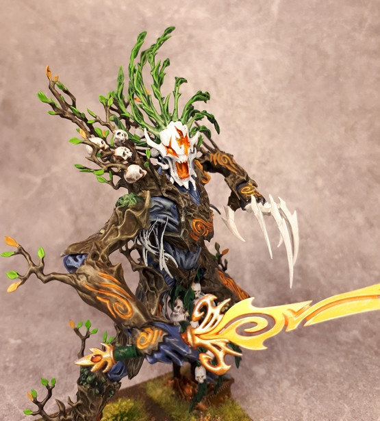 Armée Elfes sylvains - Tree Revenants Qcn3
