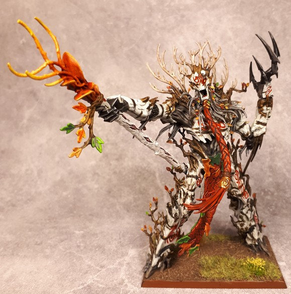 Armée Elfes sylvains - Tree Revenants R97c