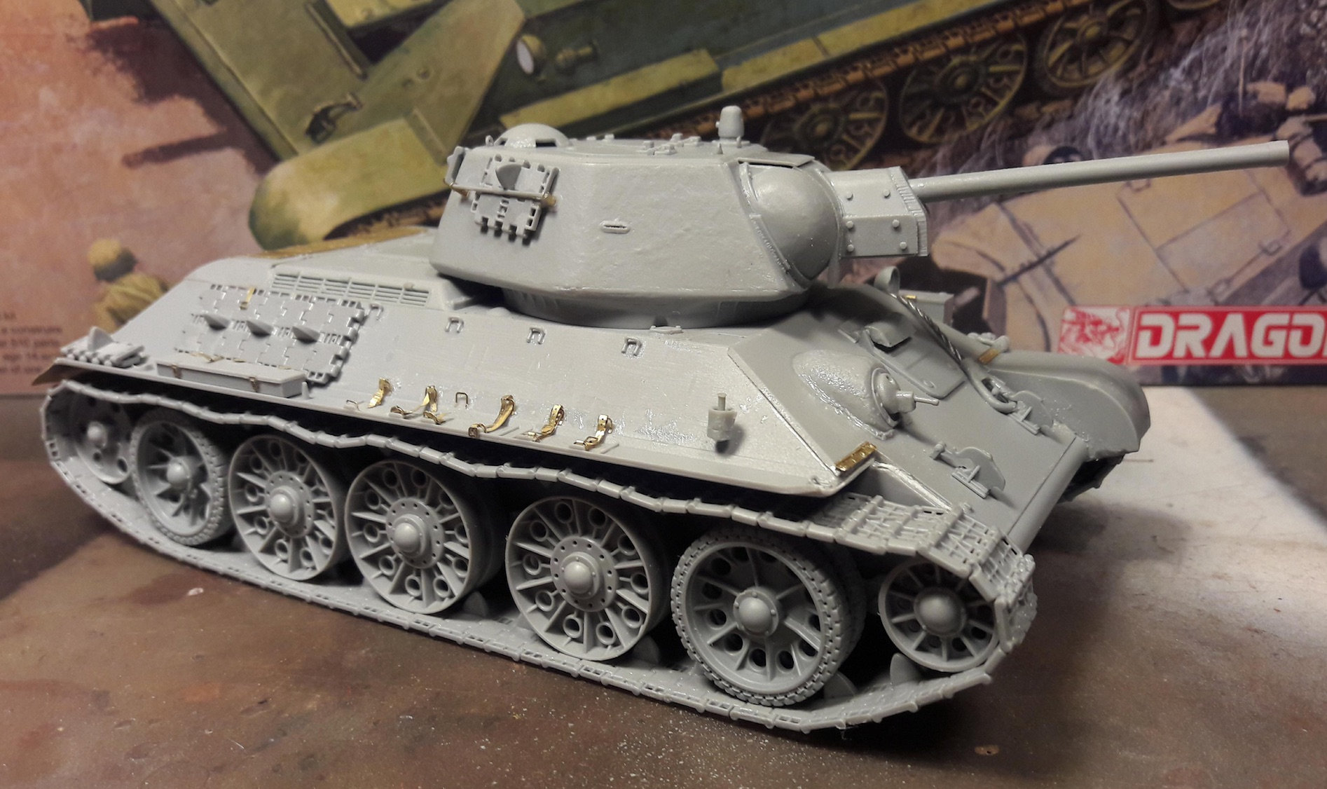 "T-34/76 ""Mickey Mouse"" 0aq6"