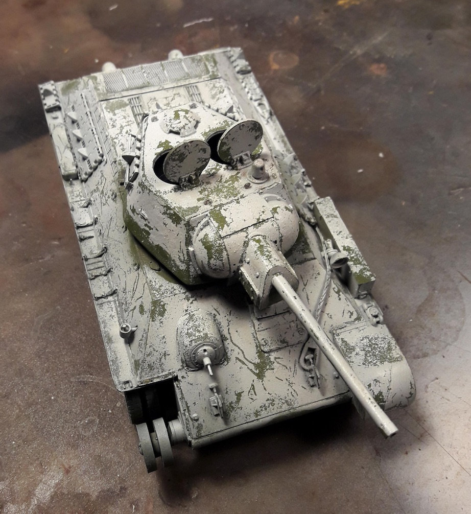 "T-34/76 ""Mickey Mouse"" Bzll"