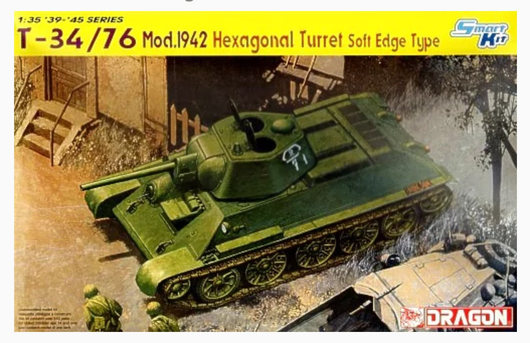 "T-34/76 ""Mickey Mouse"" Sr3s"