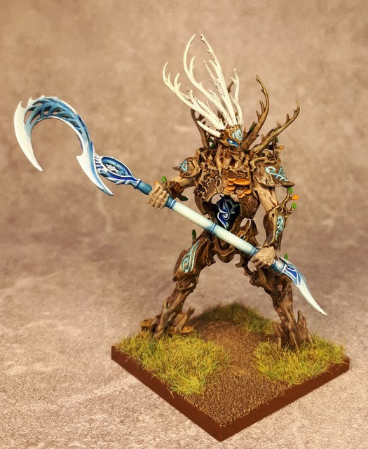 Armée Elfes sylvains - Tree Revenants Xlc5