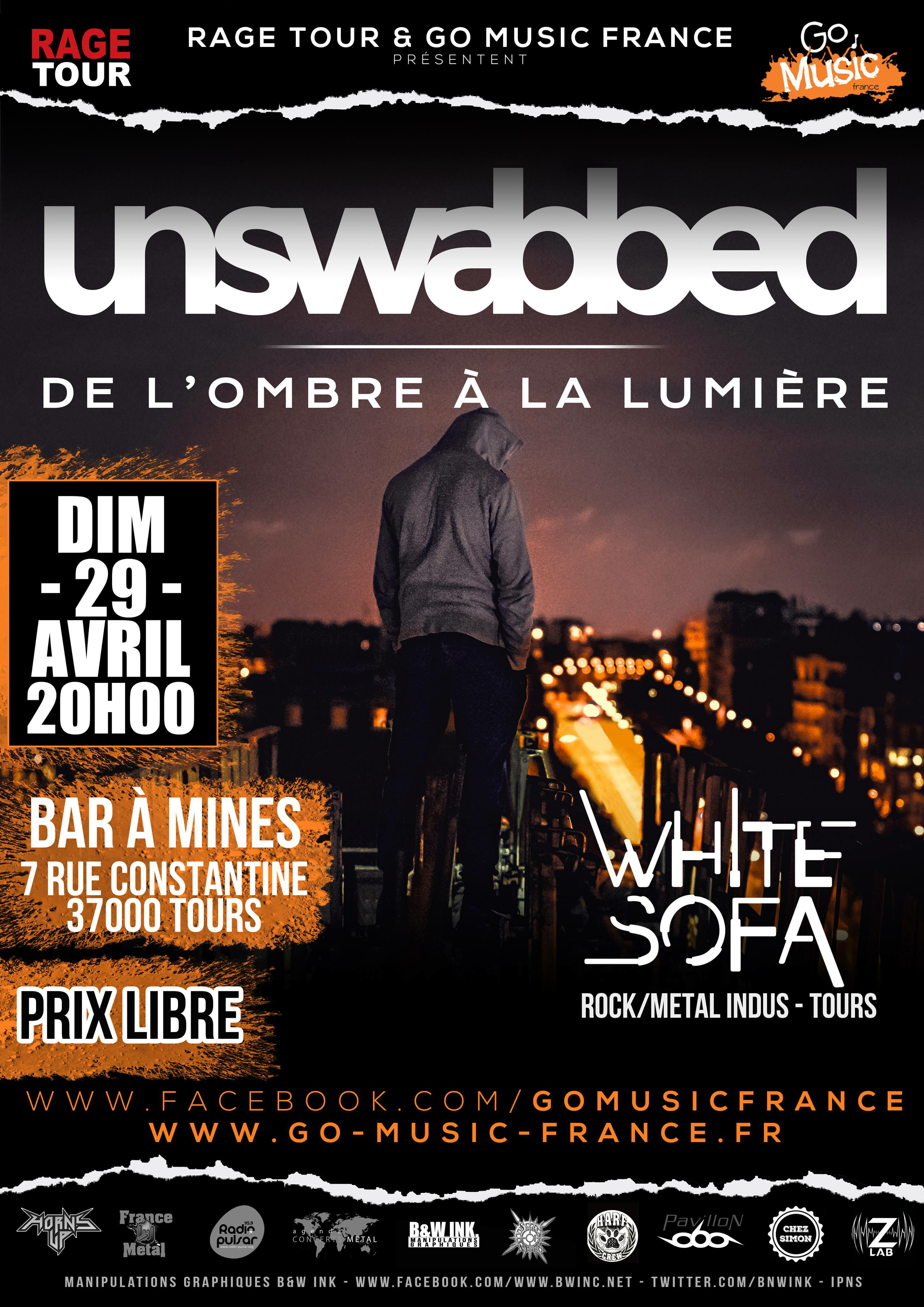 UNSWABBED [TOURS - 37] > 29-04-2018