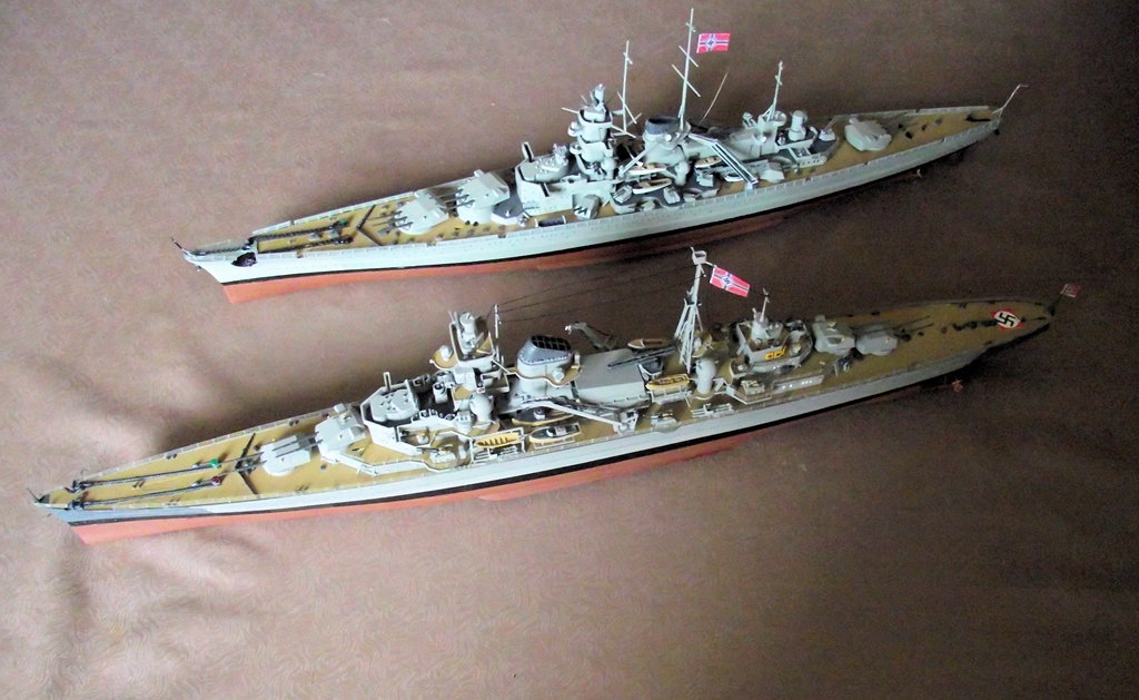 Collection Kriegsmarine  8tya