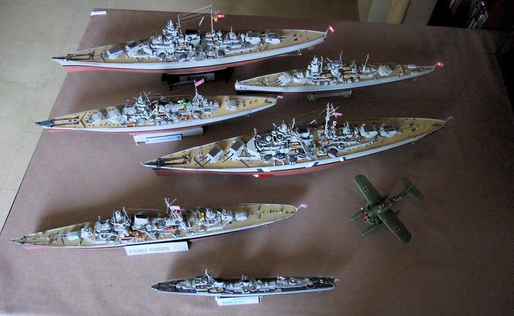 Collection Kriegsmarine  Mt89