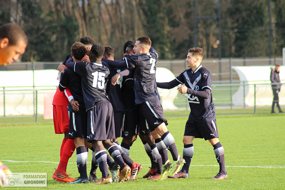 Actualités : Bordeaux ira au Racing Colombes 92 ! - Formation Girondins