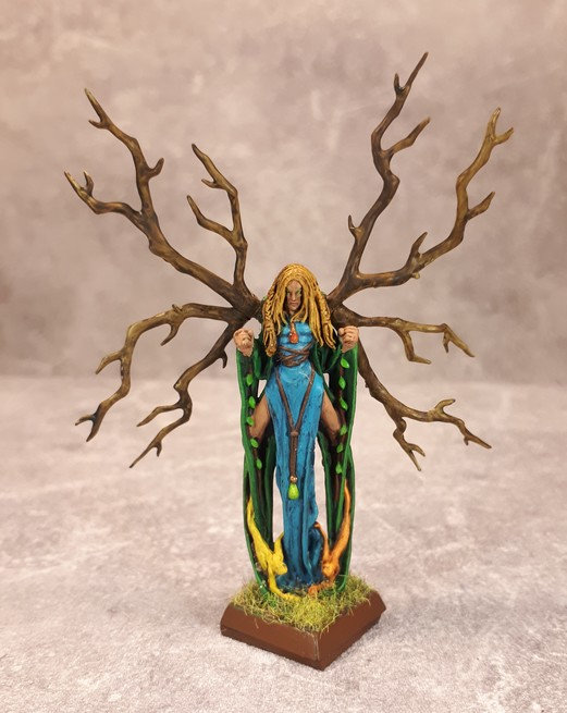 Armée Elfes sylvains - Tree Revenants Tr3f