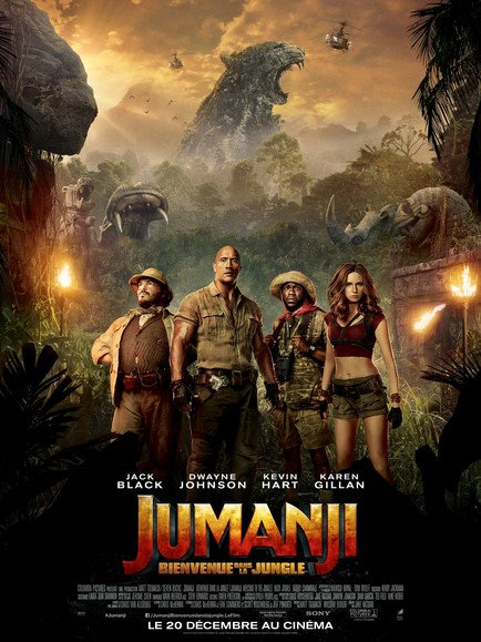 Jumanji : Bienvenue dans la jungle |TRUEFRENCH| [BDRiP]