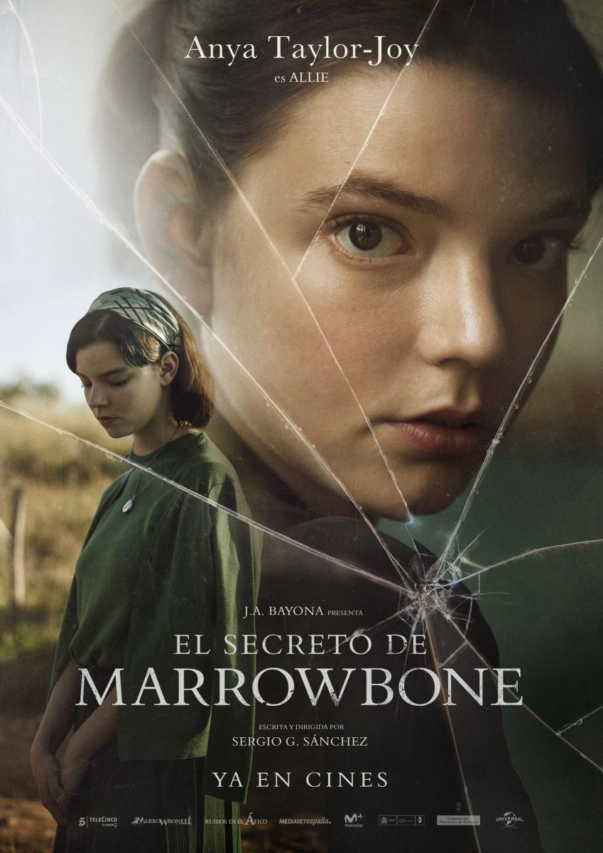 Le Secret De Marrowbone