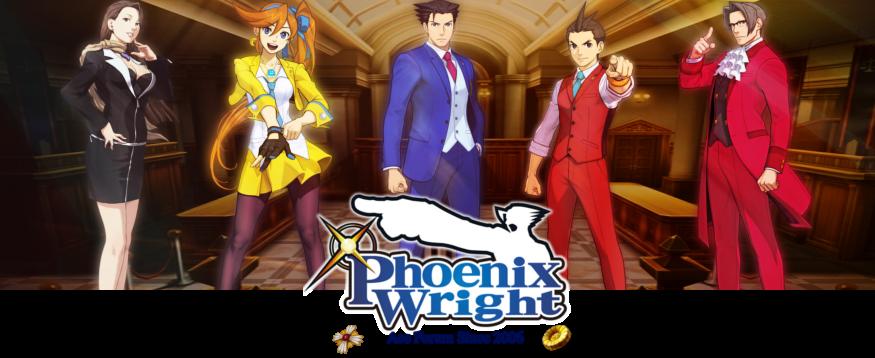 Forum Phoenix Wright