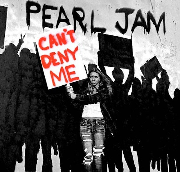 Pearl Jam : Can't Deny Me