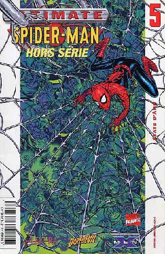 Ultimate Spider-Man (1re série - Hors Série) - 5 tomes