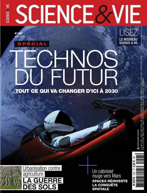 Science & Vie N°1207 - Avril 2018 sur Bookys
