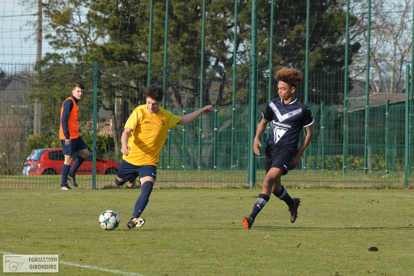 Cfa Girondins : Un point de pris à Marmande - Formation Girondins