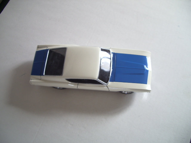 ford torino talladega 1970 de chez revell version drag race  3wmx