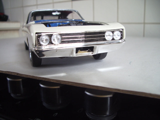 ford torino talladega 1970 de chez revell version drag race  Axhu