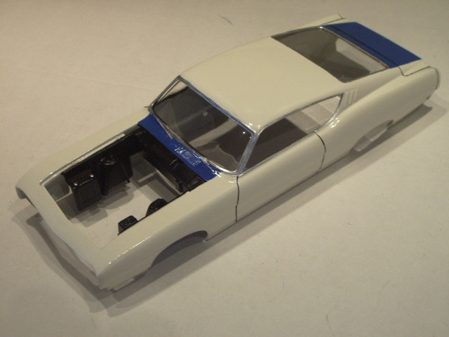 ford torino talladega 1970 de chez revell version drag race  Rfj4