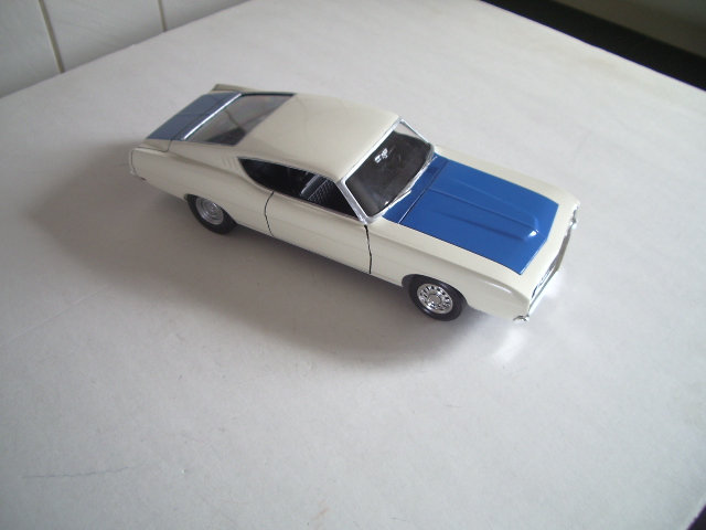 ford torino talladega 1970 de chez revell version drag race  Uqd7