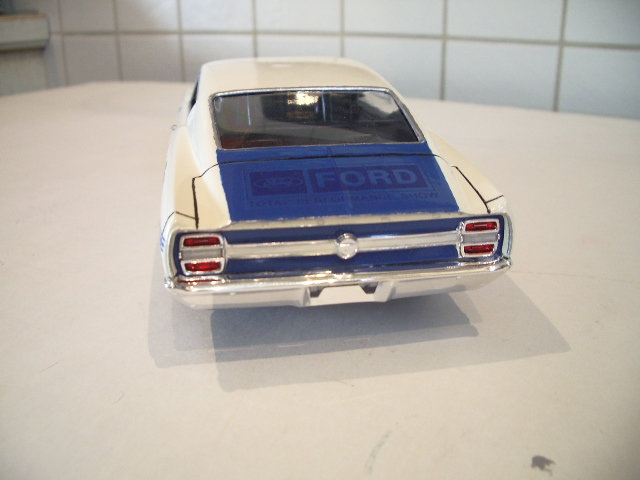 ford torino talladega 1970 de chez revell version drag race  9w0o