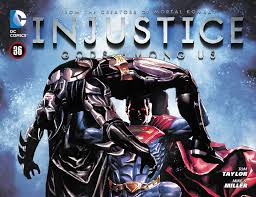 Injustice - Gods Among us - Year one ¤ 36 Tomes ¤ Complet