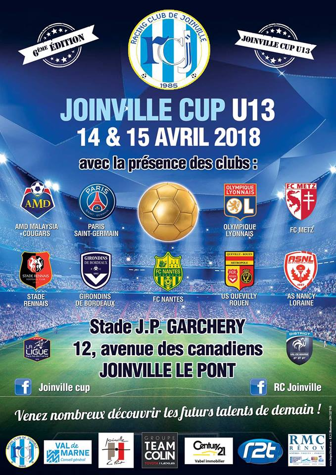 Cfa Girondins : Les U13 à la Joinville Cup ce week-end - Formation Girondins
