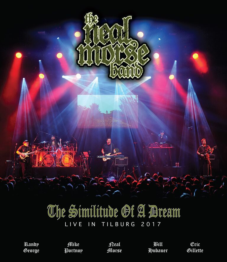 The Neal Morse Band : The Similitude Of A Dream - Live In Tillburg 2017