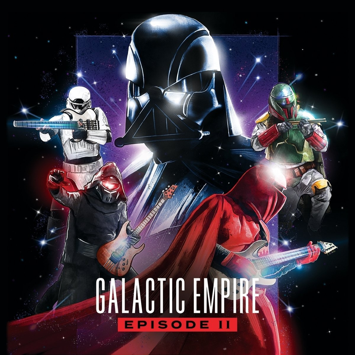 Galactic Empire : Episode II