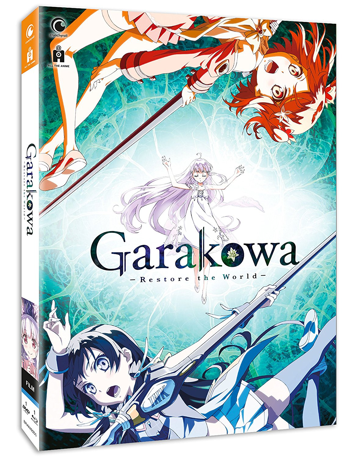 Garakowa : Restore The World