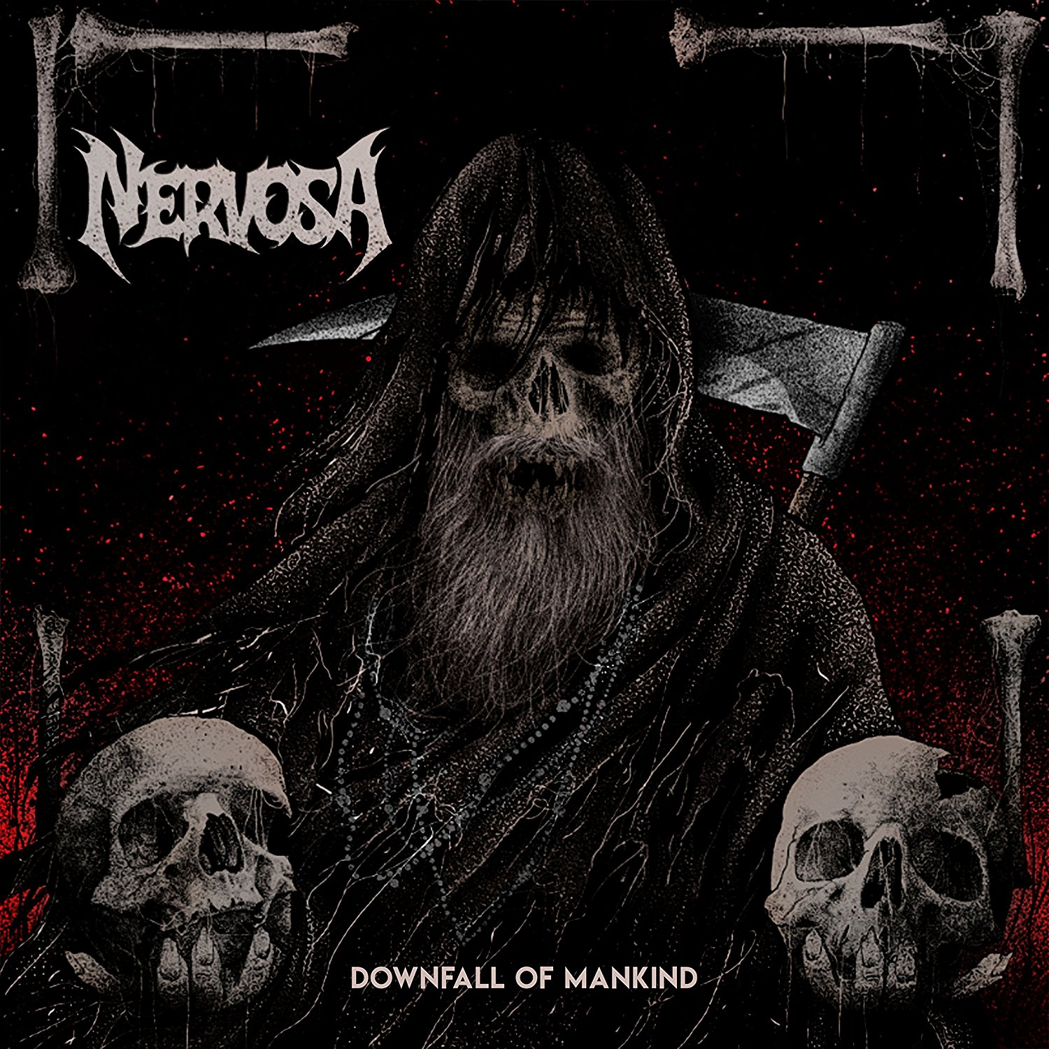 Nervosa : Downfall Of Mankind