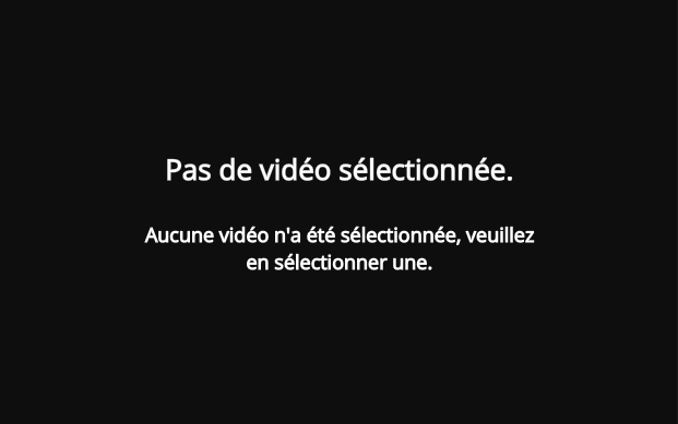 Lien mort Dailymotion