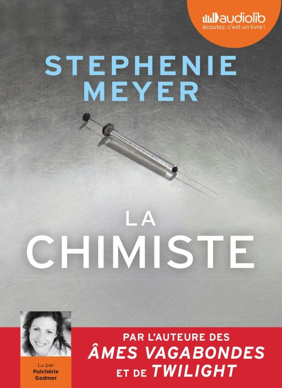 "Stephenie Meyer, ""La Chimiste"" mp 3"