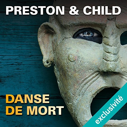 Preston et Child - Danse de mort [2016] [mp3 64kbps]