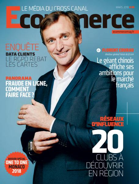 Ecommerce France - Mars 2018 sur Bookys