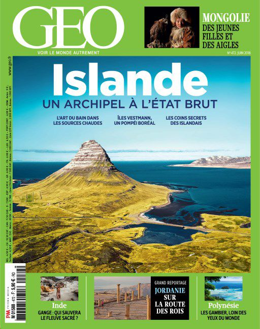 Geo France - Juin 2018 sur Bookys