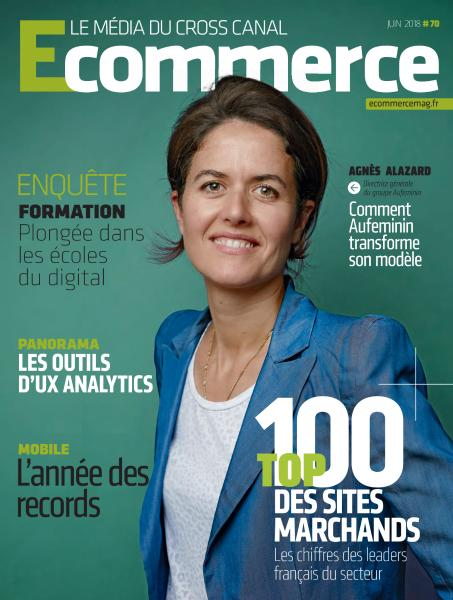 Ecommerce France - Juin 2018 sur Bookys