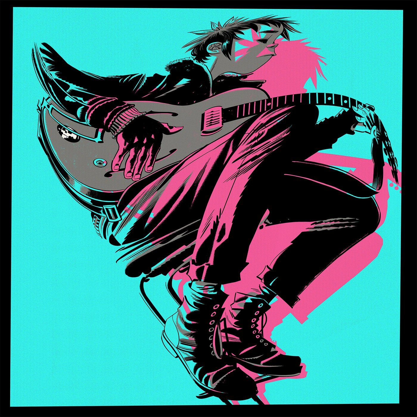 Gorillaz : The Now Now