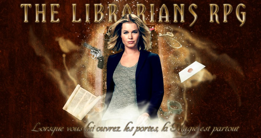 The Librarians RPG
