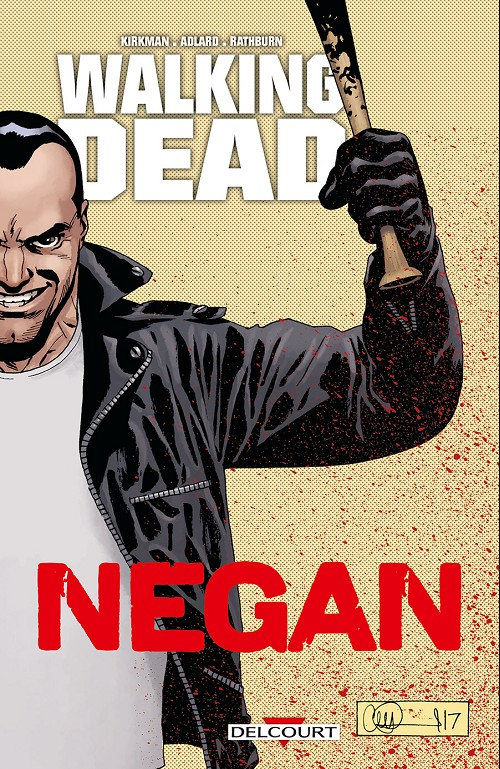 Walking Dead HS Negan