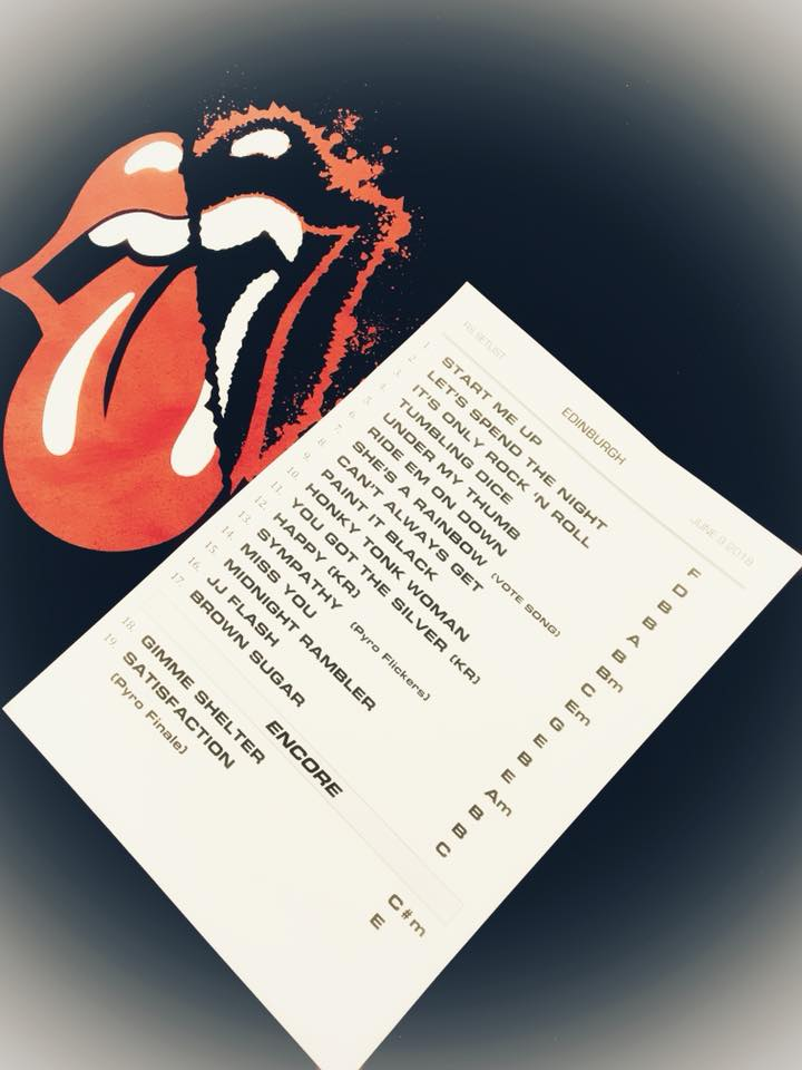 ROLLING STONES Hgqs