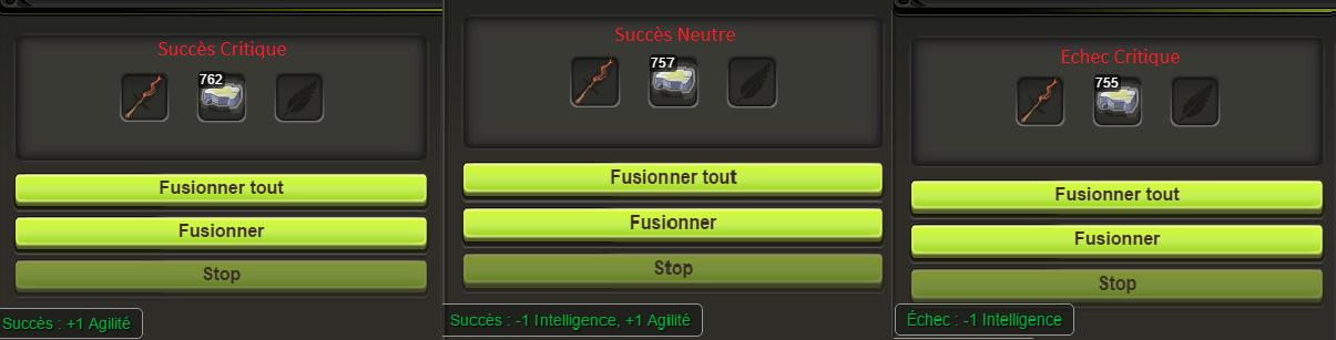 Tutoriel La Forgemagie De F à E Forum Dofus Touch C