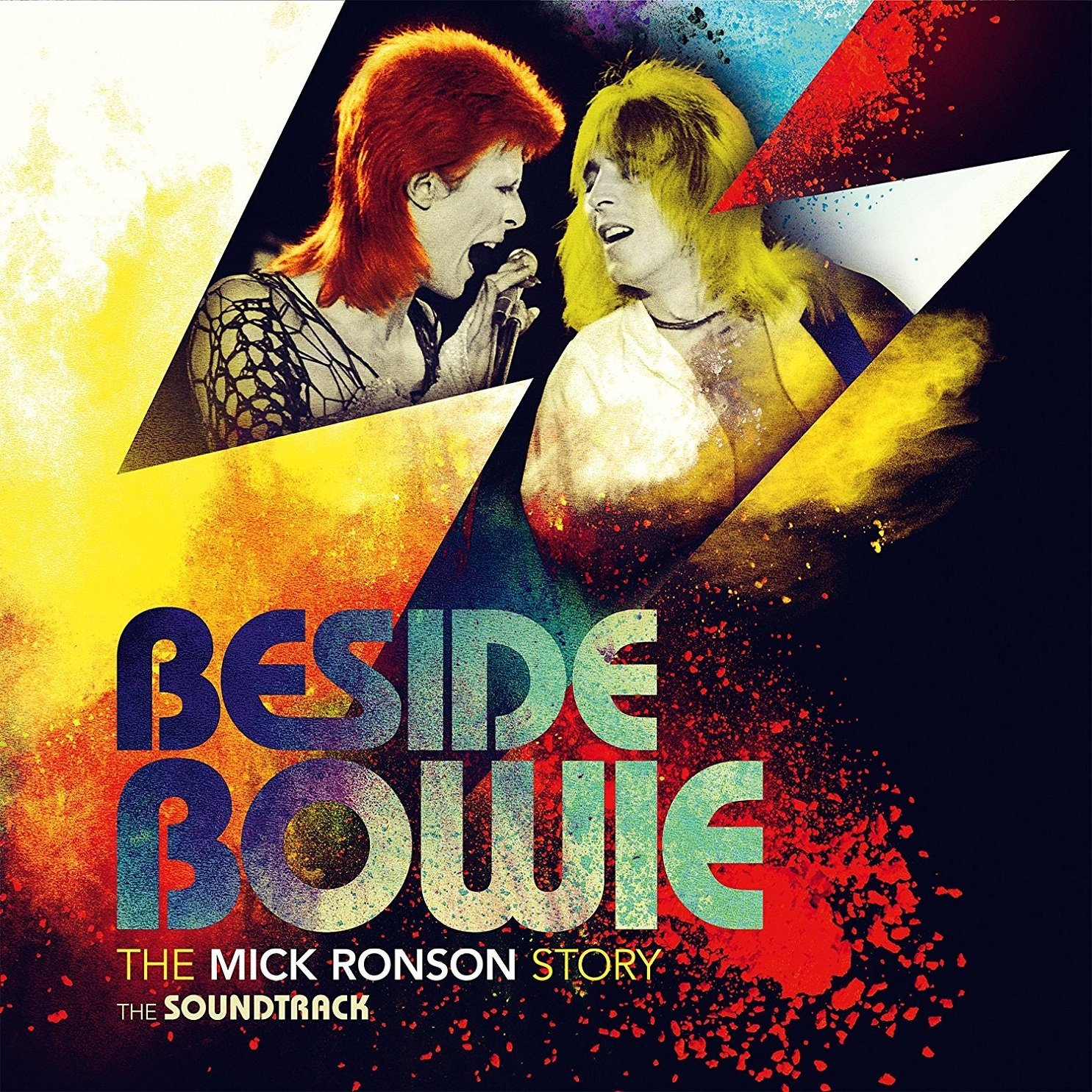 Beside Bowie, The Mick Ronson Story