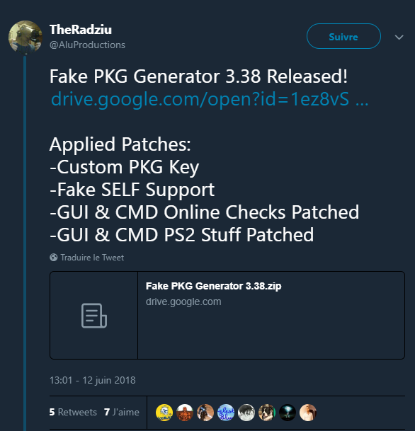 PS4 - Fake PKG Generator updated to version 3 38 | Forum - DKS