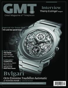 GMT (Great Magazine of Timepieces) - N.57 2018