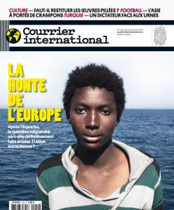 Courrier International - 21 Juin 2018