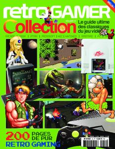 Retro Gamer Collection - Juin 2018 sur Bookys