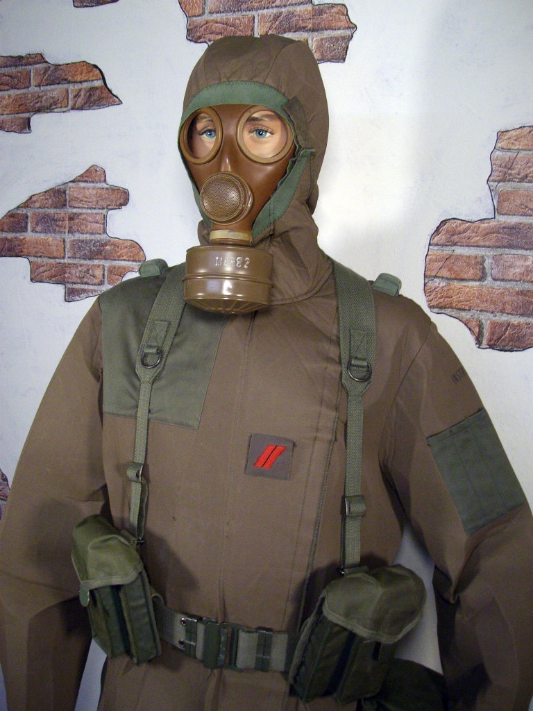 NBC training suit display Ezvn