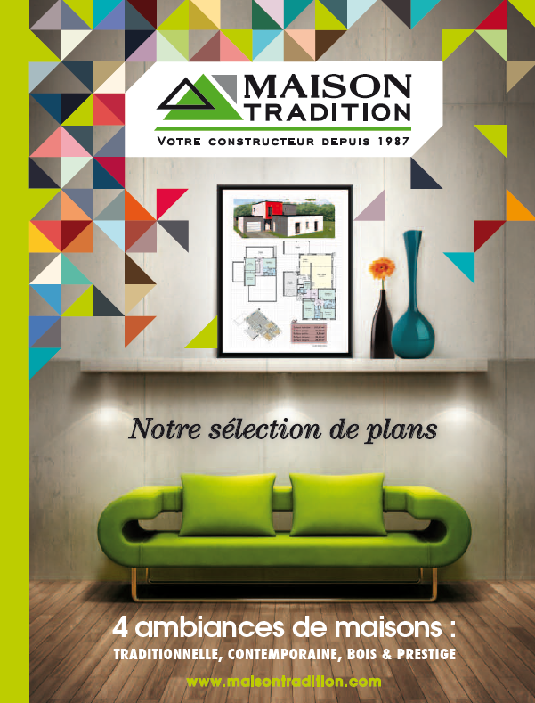 Catalogue MAISON TRADITION 2016 sur Bookys