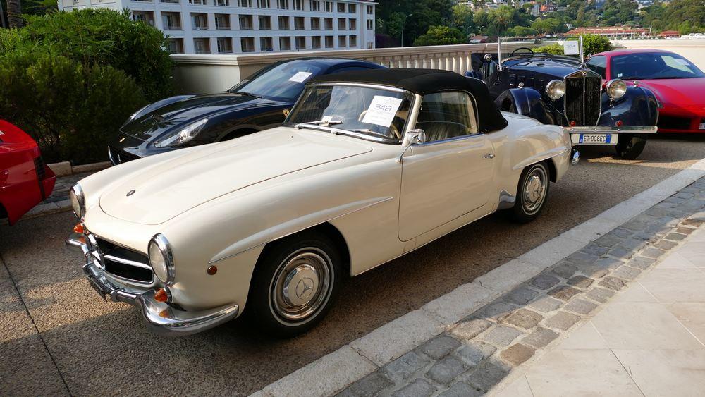 -Quelques trés belles autos à MONACO . D6o0