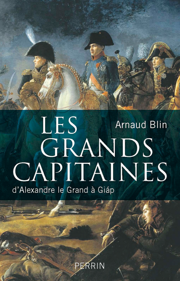 Arnaud BLIN - Les grands capitaines